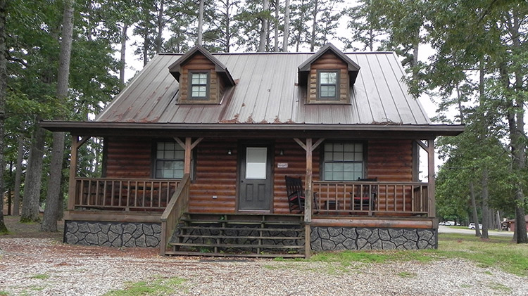 Cabins, Camping & Lodging