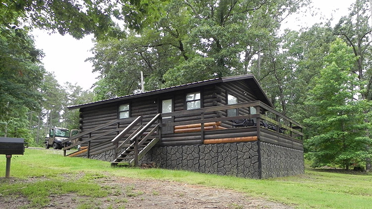 Incroyable RRAD  Cabins