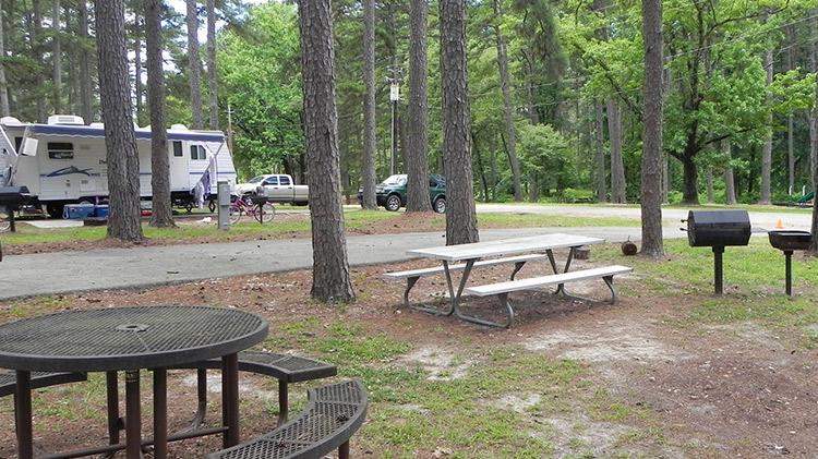 RRAD- Camper Spots